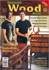 Australian Wood Review Back Issue 49
