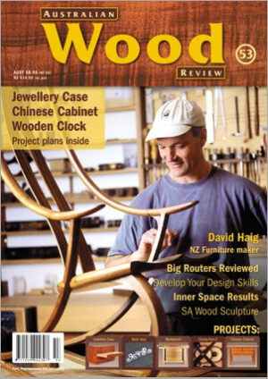 Australian Wood Review Back Issue 53