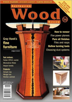 Australian Wood Review Back Issue 56