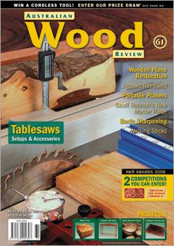 Australian Wood Review Back Issue 61