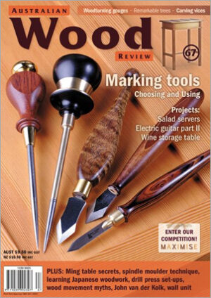 Australian Wood Review Back Issue 67