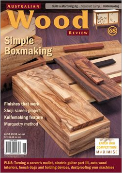 Australian Wood Review Back Issue 68