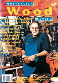 Australian Wood Review Back Issue 28