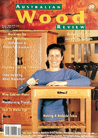 Australian Wood Review Back Issue 29