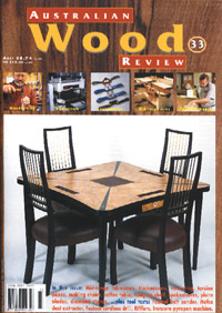 Australian Wood Review Back Issue 33