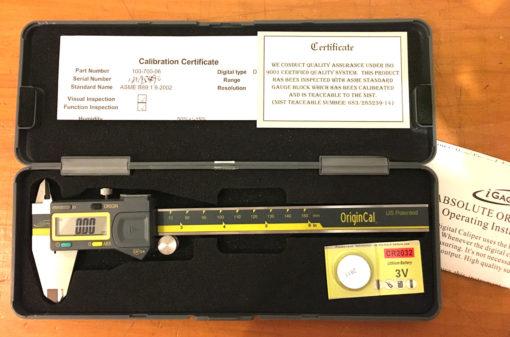 iGaging Origincal digital calipers